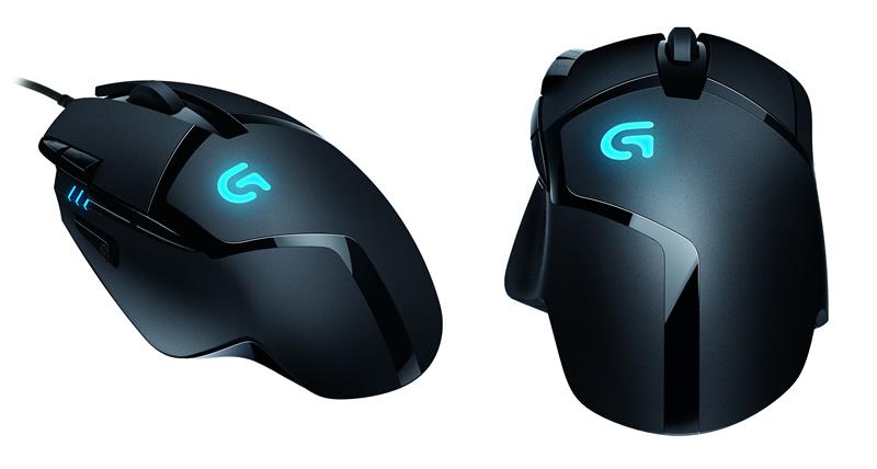 Logitech G402 Hyperion Fury, ¿el ratón gamer más rápido del mundo? ¡Conócelo! - Logitech-G402-Hyperion-Fury