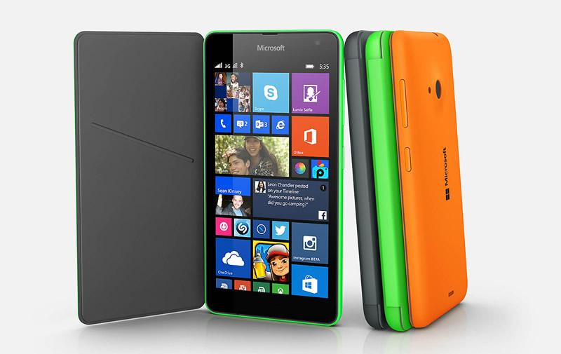 Microsoft Lumia 535, el primer Lumia con la insignia de Microsoft - Lumia-535