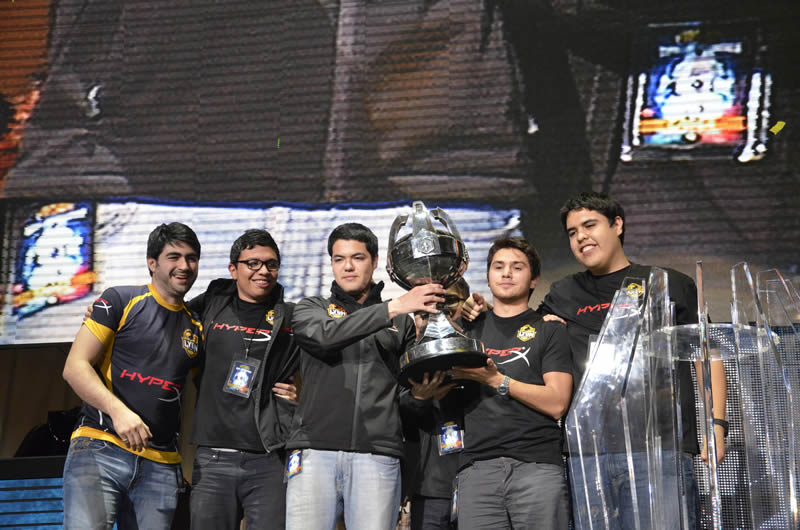Lyon Gaming, campeón de la Copa Latinoamérica League of Legends 2014 - Lyon-Gaming-Campeon-League-of-Legends-2014