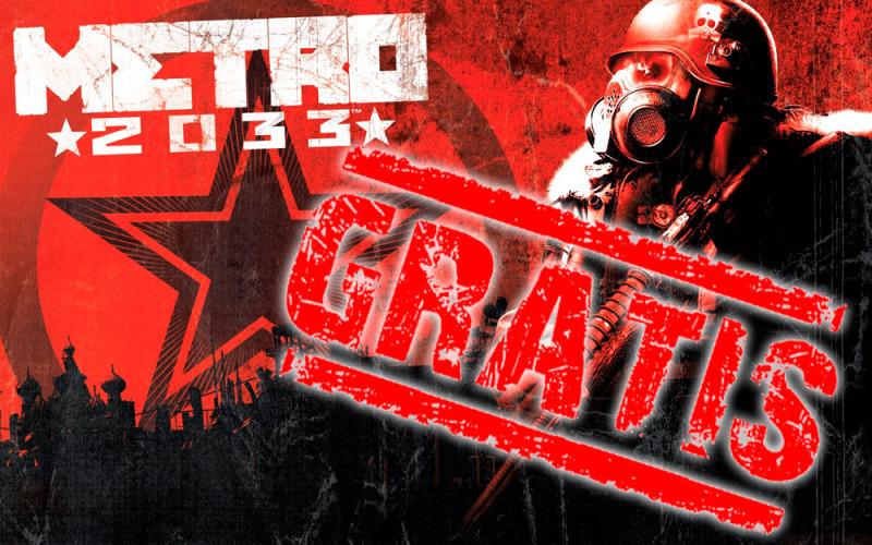 Humble Store cumple un año y lo celebra regalando el videojuego Metro 2033 - Metro_2033-800x500