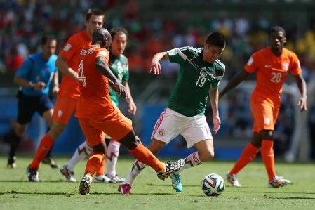 México vs Holanda, la revancha después del mundial