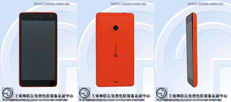 El primer Lumia sin la insignia de Nokia se presentará en estos días - Microsoft-Lumia-Rumor
