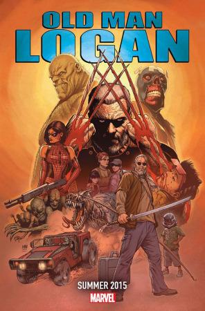 Civil War y Age of Ultron: Los misteriosos teasers de Marvel - Old-Man-logan-78523-296x450