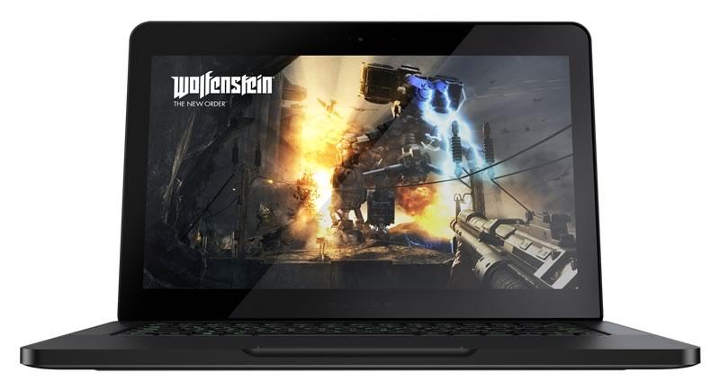 Razer Blade, la mejor laptop para juegos según los Channel Awards 2014 - Razer-Blade-Laptop-para-juegos