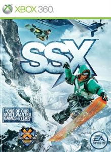 Juegos gratis de Xbox Live Gold para el mes de diciembre - SSX