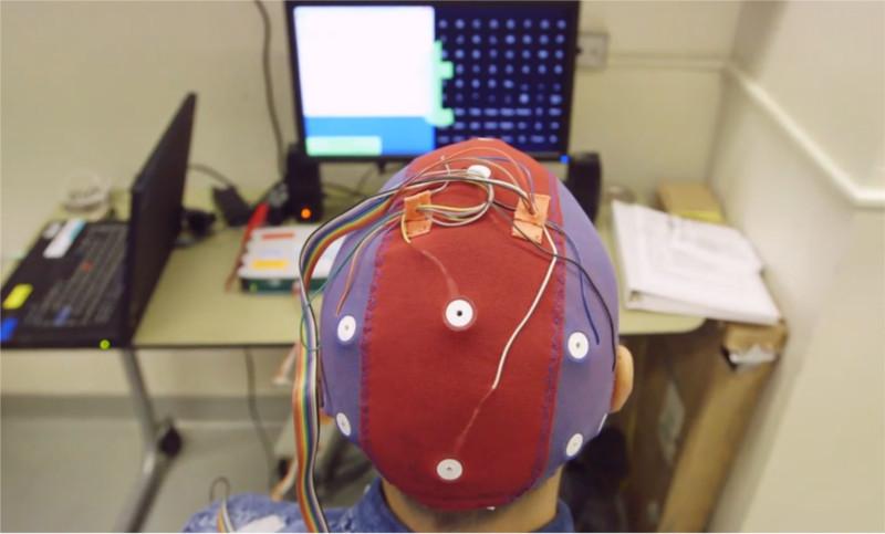 Escribir con la mente pronto será posible - brain-computer