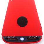 Baterías Portátiles Acteck XPLOTION, atractivas, divertidas y muy útiles - frontal-Power-bank-Acteck-PB-400