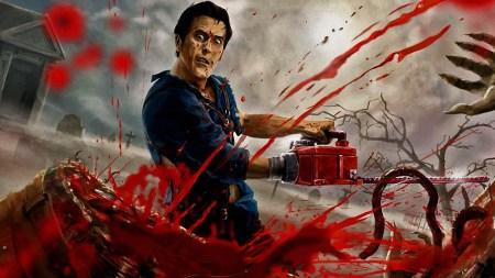 Evil Dead llegará en 2015 a la televisión con Sam Raimi y Bruce Campbell