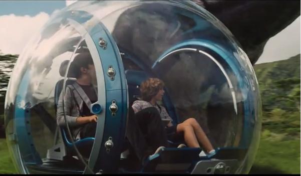Nuevo Teaser Trailer de la película Jurassic World [Video] - jurassic-world-1