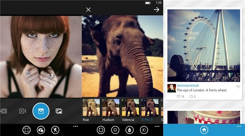 Las 10 mejores apps para Windows Phone seleccionadas por sus usuarios - 6Tag-Instagram-para-Windows-Phone