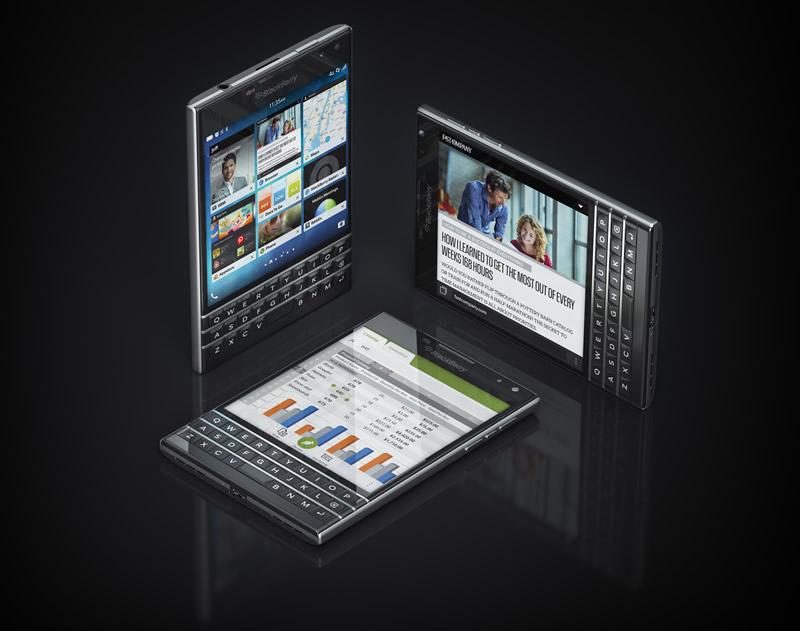 Presentan el BlackBerry Passport en México - BlackBerry-Passport-en-Mexico