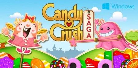 Ya puedes descargar Candy Crush Saga para Windows Phone