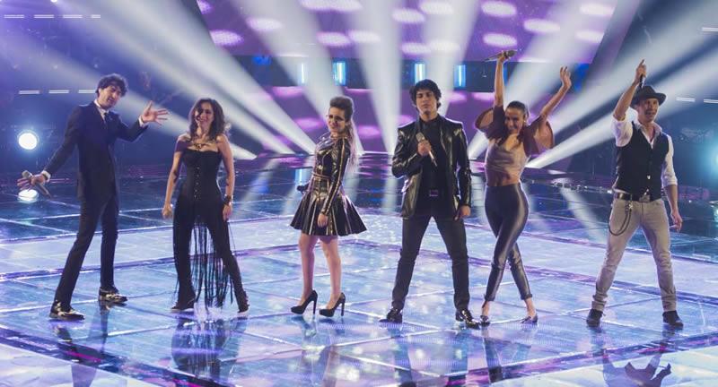 Se definieron los finalistas de La Voz México 2014 - Equipo-Julion-1-La-Voz-Mexico-2014