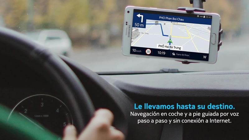 HERE Maps ya está disponible gratis para Android - HERE-para-Android-gratis