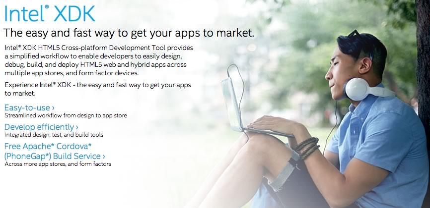 Conoce Intel XDK, el IDE para el desarrollo de apps móviles con HTML5 de Intel - Intel-XDK-HTML5