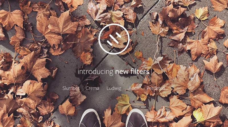 Instagram añade cinco nuevos filtros a su app - Nuevos-Filtros-Instagram