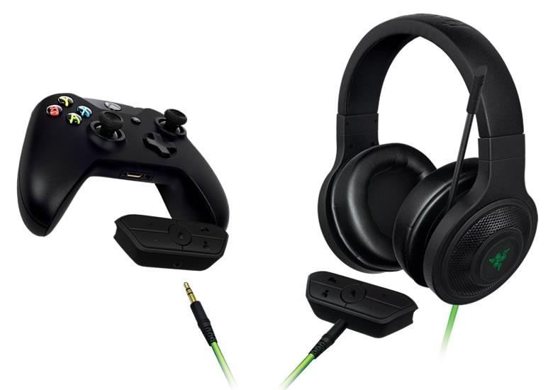 Razer anuncia los audífonos Razer Kraken Stereo Gaming para Xbox One - Razer-Kraken-Stereo-Gaming-para-Xbox-One
