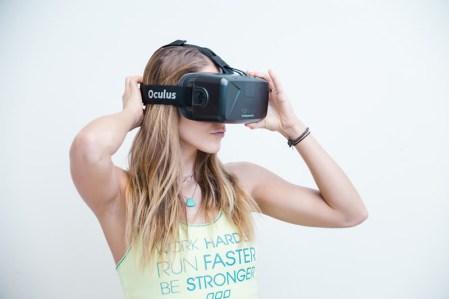 Runtastic anuncia el desarrollo de entrenamientos para el Oculus Rift