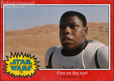 Se revelan nombres de los personajes de Star Wars: The Force Awakens - Star-Wars-Finn-450x322