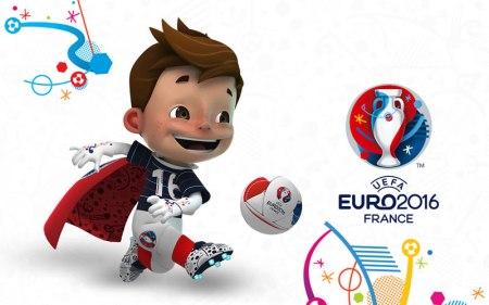 Super Víctor es la mascota de la Eurocopa 2016