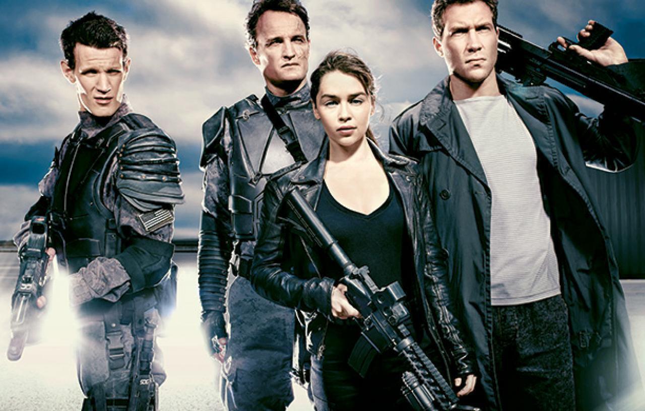 Terminator 1 Trailer