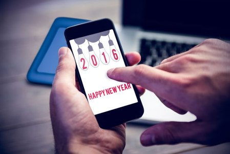 Apps y sitios para crear tarjetas de año nuevo 2016