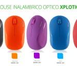 Mouse inalámbricos Xplotion de Acteck ¡Coloridos y accesibles! [Reseña] - colores-de-minimouses-Acteck