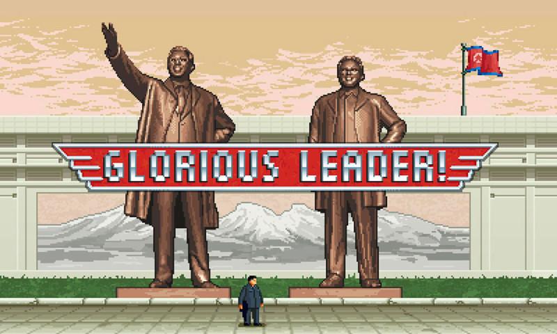 Glorious Leader, videojuego que se burla de Kim Jong-Un no será cancelado - glorious-leader-800x480