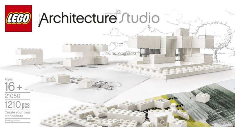 LEGO Architecture Studio, el regalo perfecto para los amantes de la construcción - lego-architecture-studio