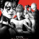 DC Comics adaptará portadas de cine a sus ediciones de marzo, ¡Conócelas! - portada-alternativa-de-teen-titans