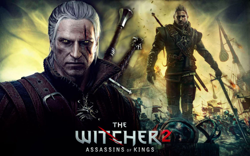 Juegos gratis de Xbox Live Gold para el mes de enero - the-witcher-2-assassin-of-kings-800x500