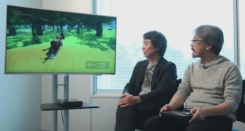 Nuevo trailer The Legend of Zelda Wii U nos muestra a Link montando a caballo - zelda-wii-u-2