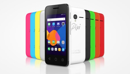 PIXI 3, un smartphone compatible con Firefox, Android y Windows