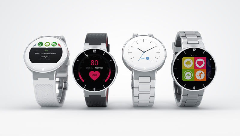 ALCATEL ONETOUCH presenta su reloj WATCH en CES 2015 - Alcatel-Onetouch-Watch1-800x453