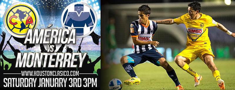 América vs Monterrey en Amistoso previo al Clausura 2015 - America-vs-Monterrey-en-vivo-Amistoso-2015-800x308