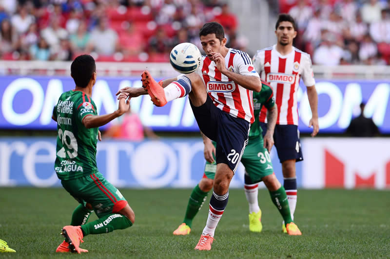 Chivas vs Chiapas, Jornada 1 del Torneo Clausura 2015 - Chivas-vs-Chiapas-en-vivo-Clausura-2015