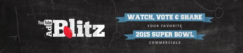 YouTube listo para los anuncios del Super Bowl 2015 - Comerciales-del-Super-Bowl-YouTube-AdBlitz