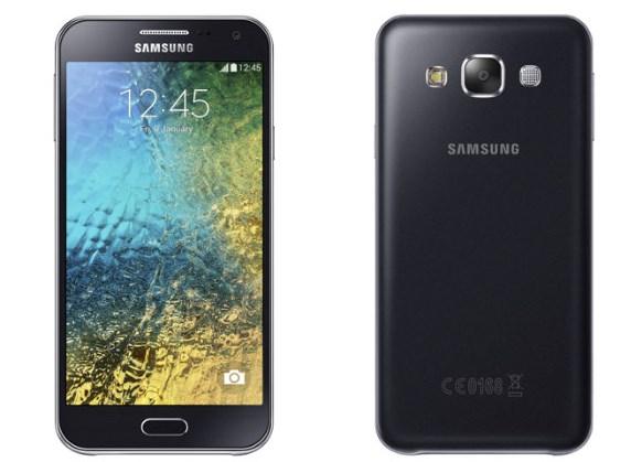 Lo mejor del CES 2015 - Día Dos [Resumen] - Galaxy-E5-y-E7