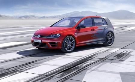 Volkswagen presenta el Golf R Touch con control por gestos