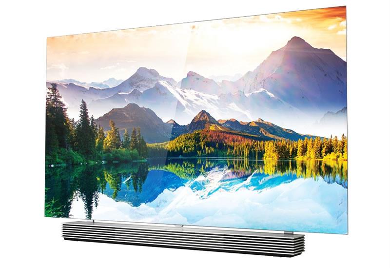 LG presenta sus televisores OLED 4K en CES 2015 - LG-4K-OLED-TV-EF9800-800x549