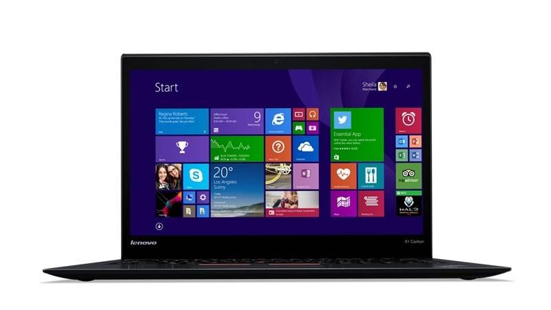 Lenovo presenta la nueva ThinkPad X1 Carbon en CES 2015 - Lenovo-Thinkpad-X1-Carbon-800x450