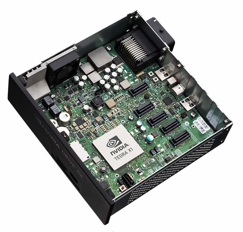 NVIDIA DRIVE, las computadoras para autos de NVIDIA - NVIDIA_DRIVE_CX
