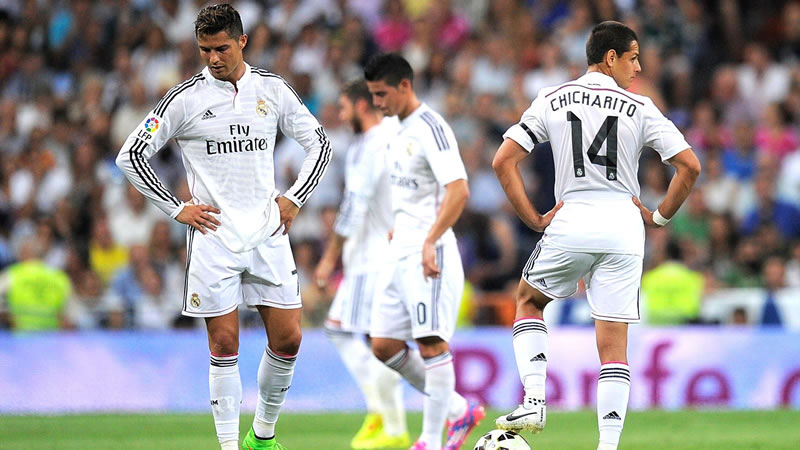 Real Madrid vs Córdoba en partido de la Liga de España - Real-Madrid-vs-Cordoba-en-vivo-Liga-BBVA