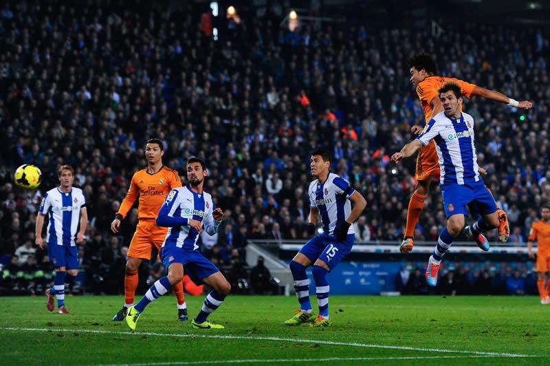 Real Madrid vs Espanyol, Jornada 18 de la Liga BBVA