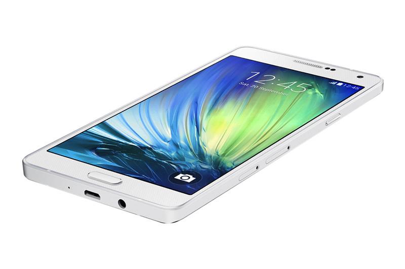 Samsung Galaxy A7, el smartphone más delgado hasta ahora - Samsung-Galaxy-A7