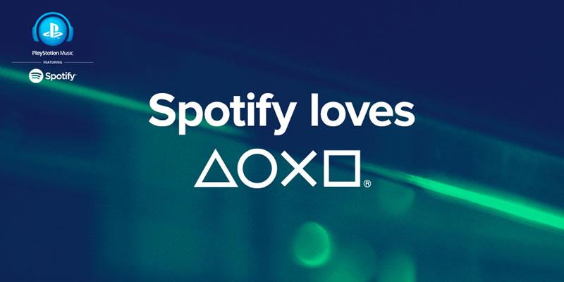 Spotify y Sony Network anuncian PlayStation Music - Spotify-en-PlayStation-Music