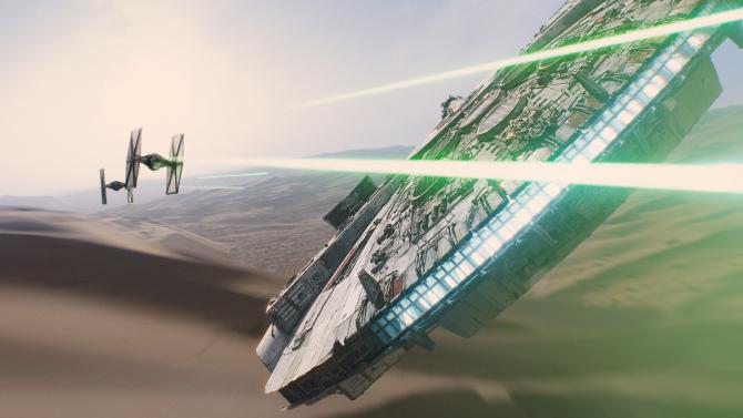 Las 15 películas más esperadas de 2015 - Star-Wars
