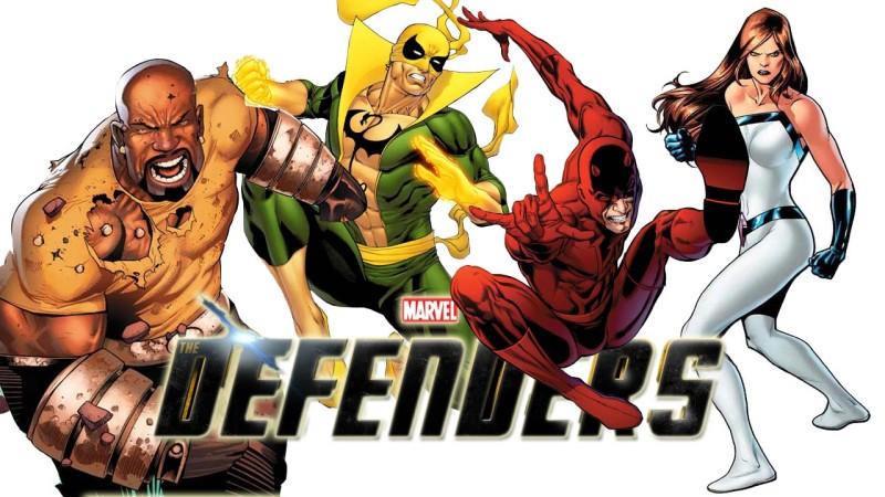 The Defenders: Netflix revela detalles sobre la nueva serie de Marvel - The-Defenders-Netflix-revela-detalles-sobre-la-nueva-serie-de-Marvel-800x450