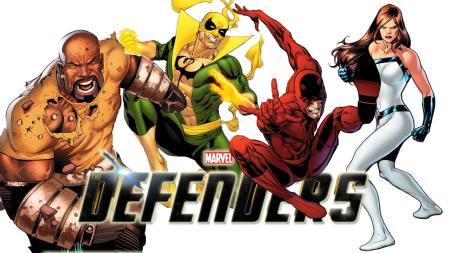 The Defenders: Netflix revela detalles sobre la nueva serie de Marvel
