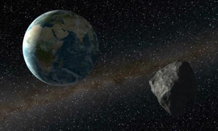 Asteroide pasará «cerca» de la Tierra el próximo 26 de Enero